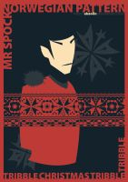 Norwegian Spock pattern by Akaolin