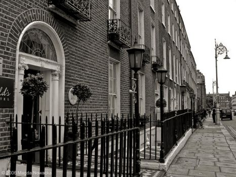 Streets Of Dublin by schelly