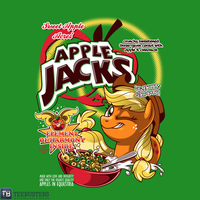 'Apple Jacks' by GillesBone! by Teebusters