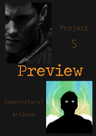 Preview - Supernatural ARTBOOK by Aquila--Audax