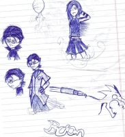 Drawing from school by Eternal-Shadow-S