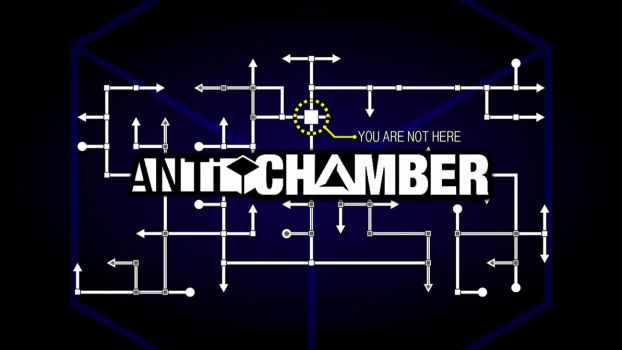 antiChamber with Title by QBAlchemist