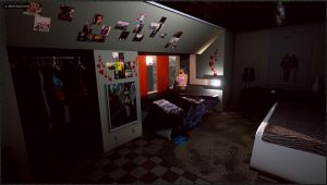 Bedroom level Save Our Souls by spartanx118