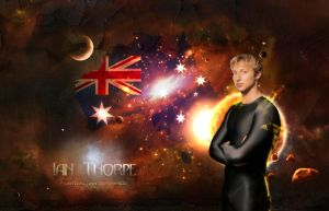 Ian Thorpe Wallpaper by IsK4nD3R