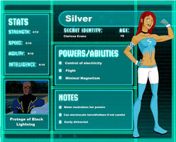 Silver's Official Profile by rclewley2