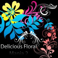Delicious Floral Mania 2 by h0ttiee