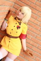 Seras- A police girl by FlaminGay