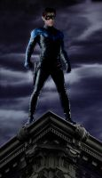 Nightwing by abask5