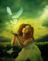 To Fly Away by maiarcita