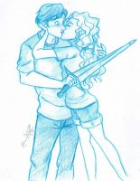 Percabeth by TottieWoodstock