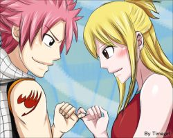 Promise (Day 4) - Nalu week FT by Timagirl