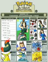 POKEMON Trainer Meme by tae-