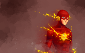 The Flash by A-nyu-sama