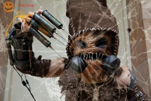 ScareCrow Cosplay by slayer500