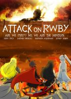 Attack on RWBY by lightning-in-my-hand