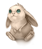 Mr. Bun by Sylvanimus