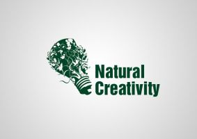 Logo NaturalCreativity by ajnavajas84