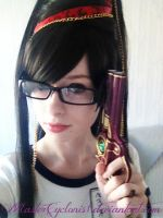 PE Bayonetta Cosplay by MasterCyclonis1