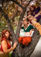 Elfquest: Tree Dwellers by LilBluPenguinCosplay