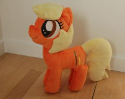 Pony OC plushie - Sketch Thread by Miretz