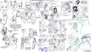 Sketchdump 11/28/2012 by MegSyv