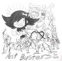 Stella,She's a Spygirl : Ant Busters! by komi114