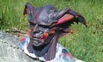 Demon lord mask by DragonArmoury