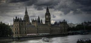 houses of parliament by Lady-Twiglet