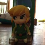 Toon Link: Slidin' By by RogueSheWolf15