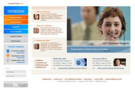 Content Force Web1 by IkeGFX