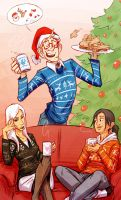 Portal secret santa 2013 by Ununununium