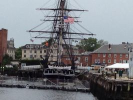 USS Constitution by Enterprise4life