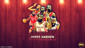 James Harden Lights Out Wallpaper by assasinsilent