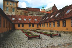 Old Town Oslo by FridaSort