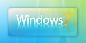 windows 7 logo by 24charlie