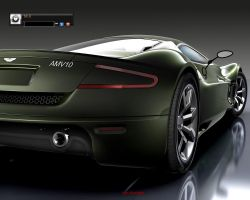 ASTON MARTEN AMV by RXHMR