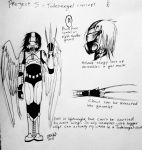 [Project S] Todesengel concept by WhiteNoiseGhost
