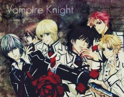 VK: Boys drinkers of blood by NeeYumi
