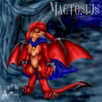 Broken Chains - Mactosius by albinoshadow