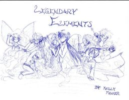 Legendary Elements by evilekeeper