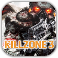 Killzone 3 Game Icon by Wolfangraul