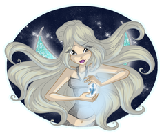 Prize: Brill fairy by LaminaNati