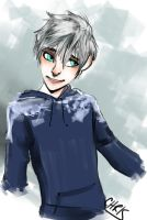 RotG: Jack Frost by CharlieMcCarthey