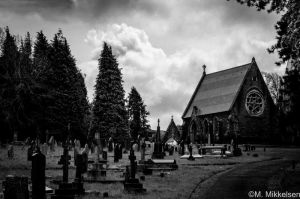 Cathays Cemetary_i by Horroromance