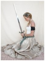 Sword lady 28 by Lisajen-stock