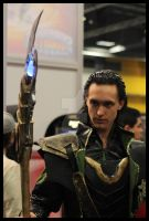 Best Loki Cosplay by carlusdarienus