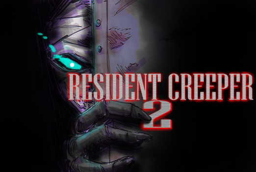 Resident Creeper 2 Thumbnail version by Dollwoman