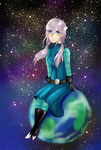 Earth on Earth (Request) by Sapphire-Skillz