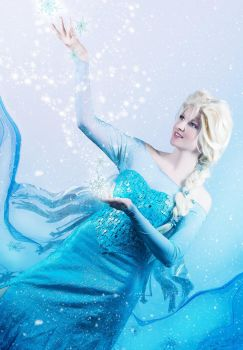 let it go ! by Crystel86