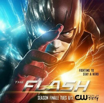 New The Flash S3 Episode 3x23 Poster by Artlover67